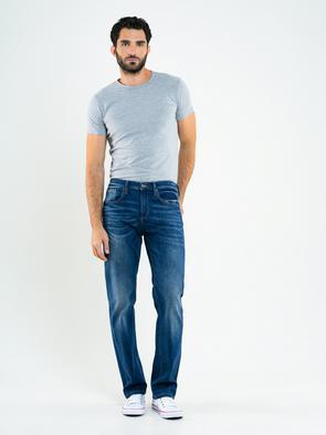 Брюки джинсовые BRANDON 619
