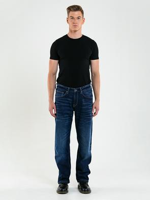 Брюки джинсовые BRANDON 786