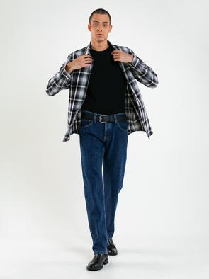 Брюки джинсовые RONALD 497