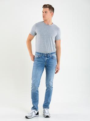 Брюки джинсовые TERRY 108