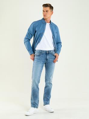 Брюки джинсовые TERRY 113