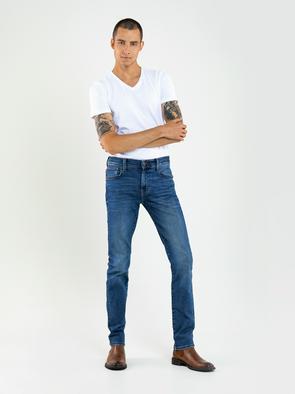 Брюки джинсовые MARTIN 399