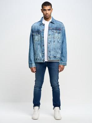 Брюки джинсовые MARTIN 553