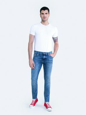 Брюки джинсовые JEFFRAY 235