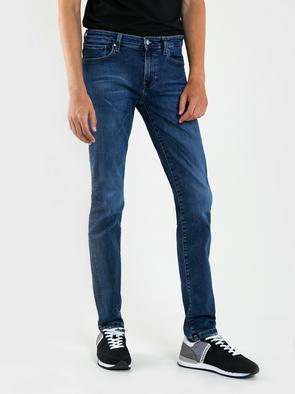 Брюки джинсовые HAFFI 684