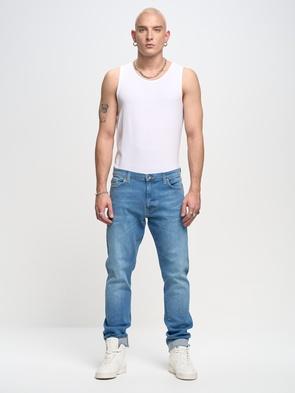 Брюки джинсовые HARPER 232