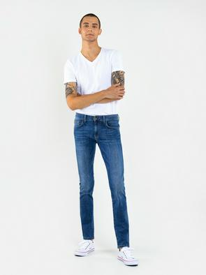 Брюки джинсовые TERRY SLIM 404