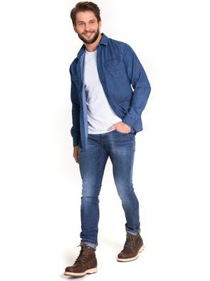 Брюки джинсовые TERRY 620
