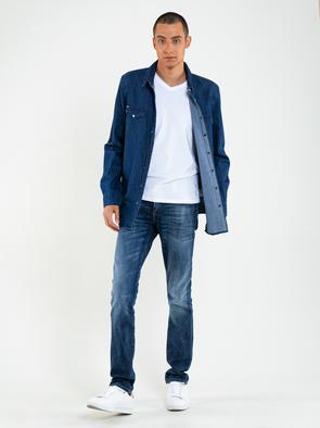 Брюки джинсовые TERRY 686