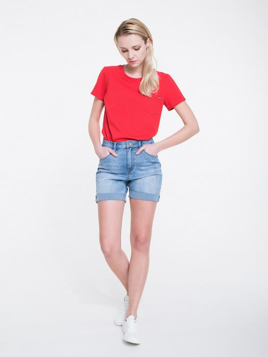 Короткие джинсовые шорты DESTA 254