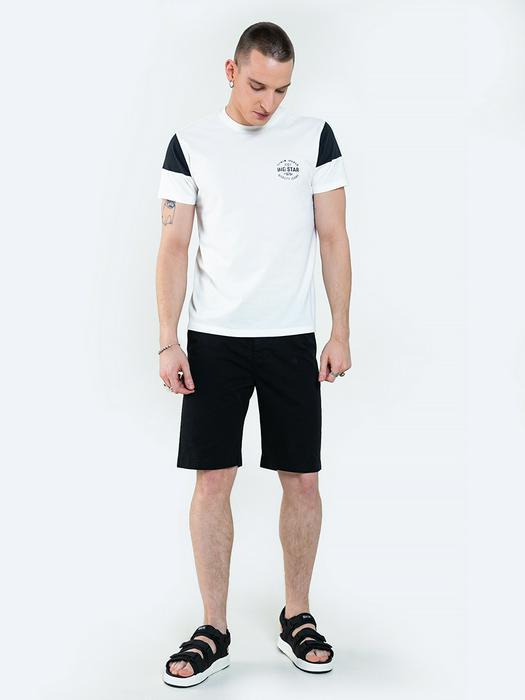Чёрные шорты мужские ROSS 906