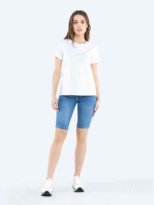 Джинсовые шорты SHIRA 181