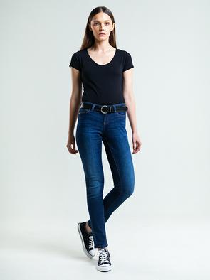 Брюки джинсовые KITTY 447