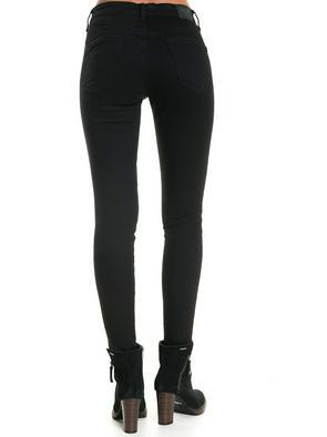 Женские джинсы с высокой талией LORENA 901