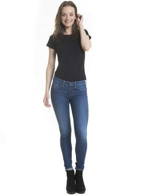 Брюки джинсовые CINDY 396