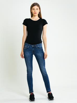 Брюки джинсовые CINDY 398