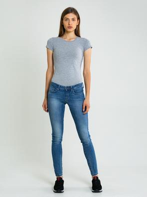Брюки джинсовые CINDY 420