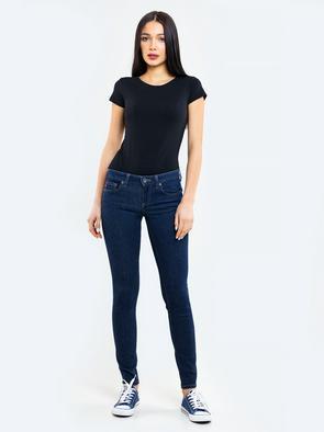 Брюки джинсовые CINDY 494