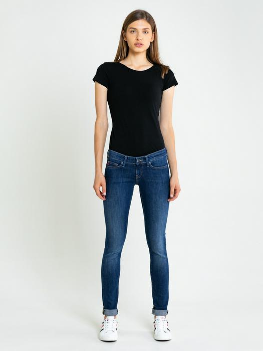 Брюки джинсовые  DEMI 489