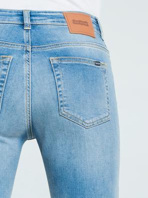Женские джинсы с высокой талией ADELA 101