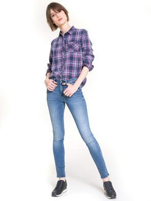 Брюки джинсовые ADELA 215