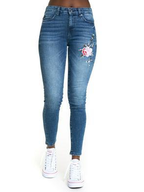 Брюки джинсовые ADELA 267