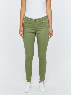 Женские джинсы с высокой талией ADELA 301