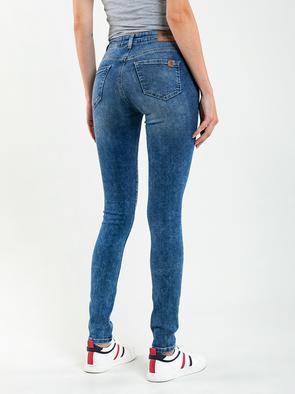 Брюки джинсовые ADELA 321