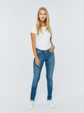Брюки джинсовые ADELA 352