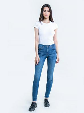Брюки джинсовые ADELA 455