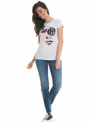 Брюки джинсовые KATRINA 302
