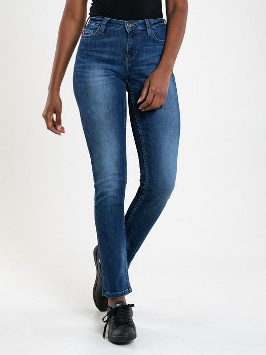 Моделирующи зауженные джинсы KATRINA 507
