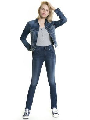 Брюки джинсовые ELISA 658