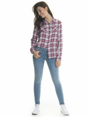 Брюки джинсовые MELINDA 204