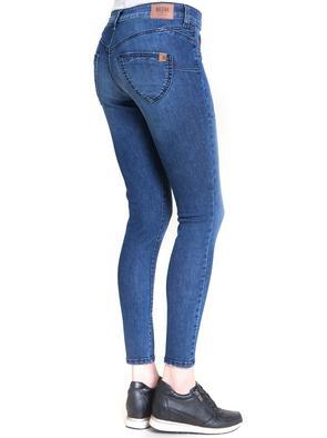 Брюки джинсовые AMELA 403
