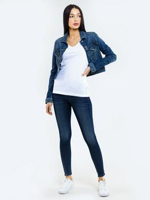 Брюки джинсовые AMELA 644