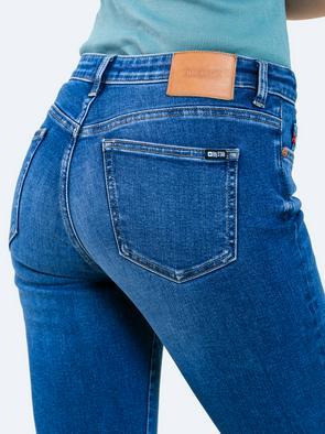 Брюки джинсовые Rose 429