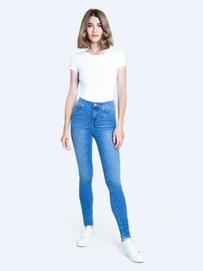 Брюки джинсовые CLARA 233