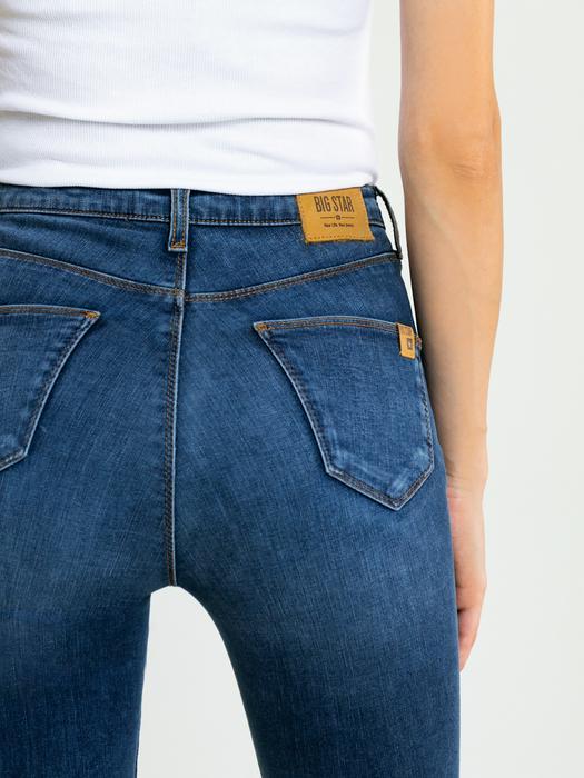 Женские джинсы с высокой талией HEIDI 453