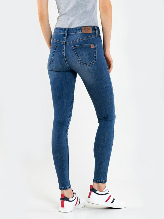 Брюки джинсовые RACHEL 386