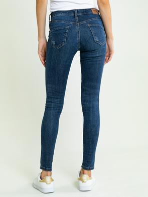 Брюки джинсовые RACHEL 430