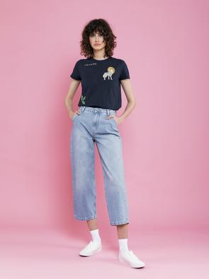 Брюки джинсовые GERI 122