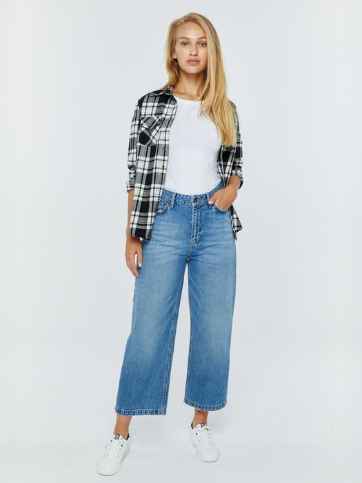Брюки джинсовые GERI 374