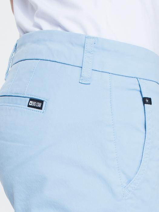 Голубые брюки-чиносы ORIANE 400