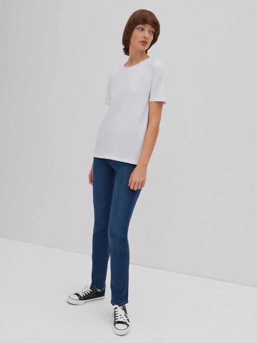 Моделирующие прямые джинсы ROSE STRAIGHT 358