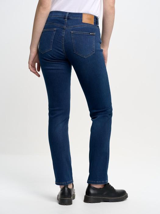 Брюки джинсовые ROSE STRAIGHT 358