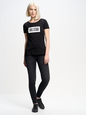 Брюки джинсовые MELINDA HIGH WAIST 895