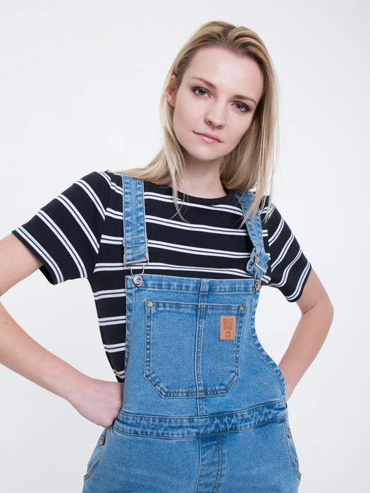 Джинсовый комбинезон юбка FILMA 105