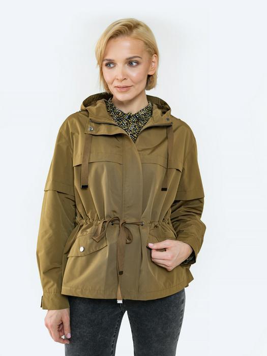 Демисезонная куртка с капюшоном PATI 303