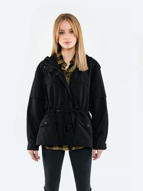 Демисезонная куртка с капюшоном PATI 906
